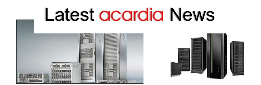 IT News from Acardia